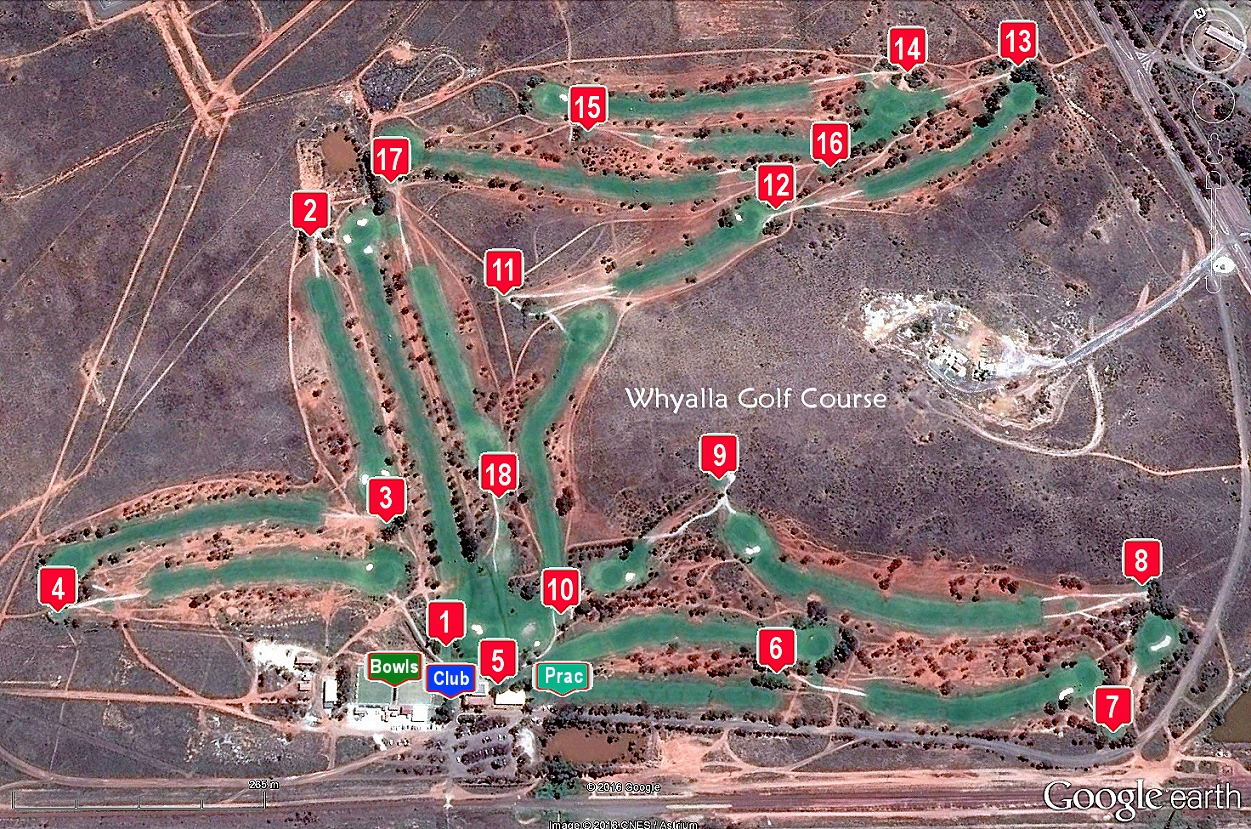 Whyalla Golf Course