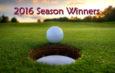 Season 2016 Major Competition Winners