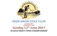 Iron Knob Open Championship 2017