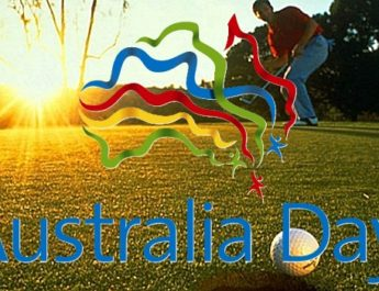 Twilight Golf OFF Jan 19th (over 40°) & 26th (Australia Day)